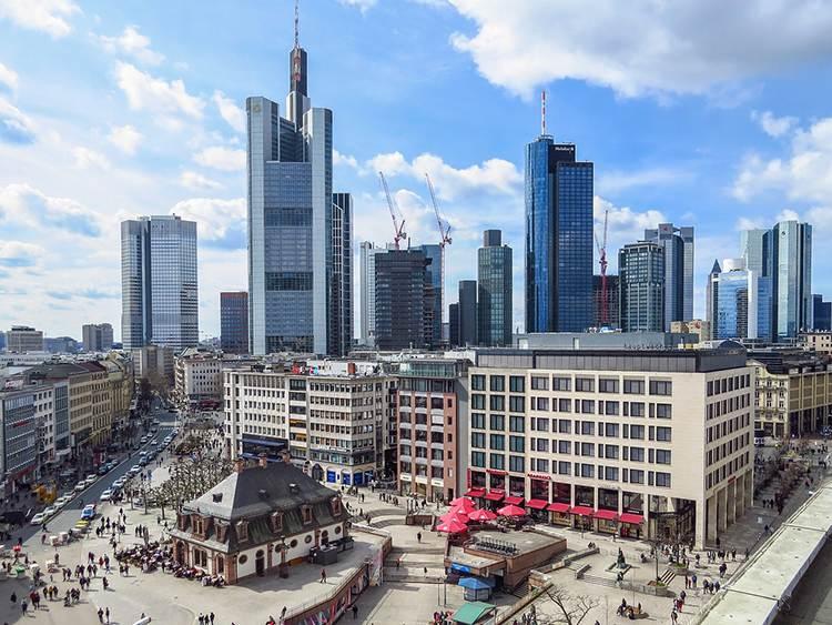 Frankfurt nad Menem ciekawostki o Frankfurcie nad Menem