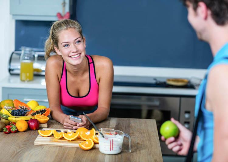 sposób na zdrowe odżywianie