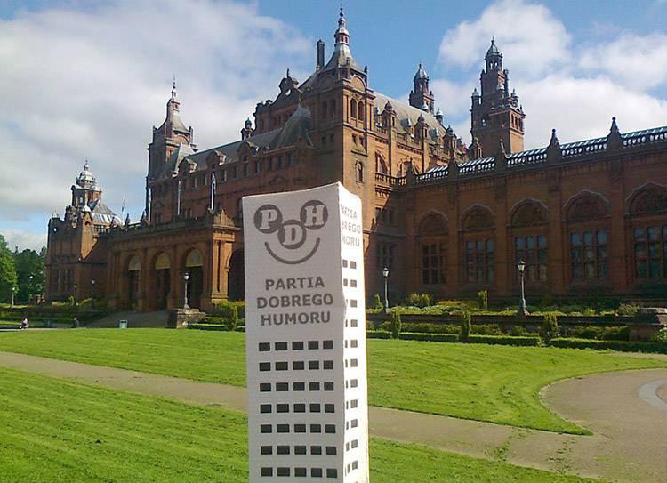 Glasgow Szkocja ciekawostki Scotland