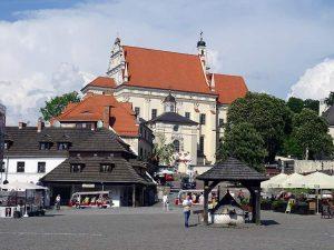 Kazimierz Dolny ciekawostki