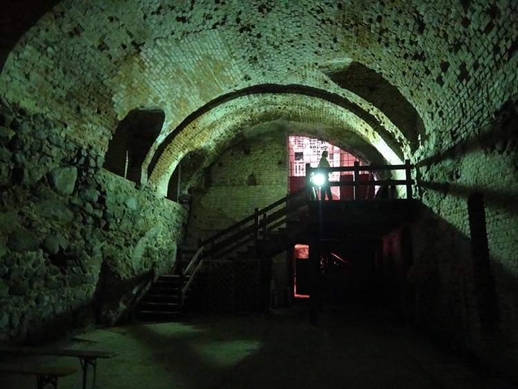 Świecie ciekawostki zamek krzyżacki