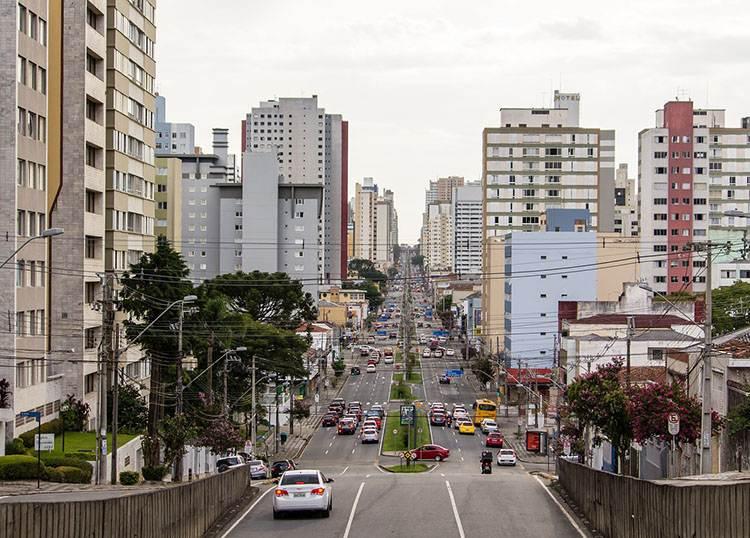 Kurytyba ciekawostki Brazylia