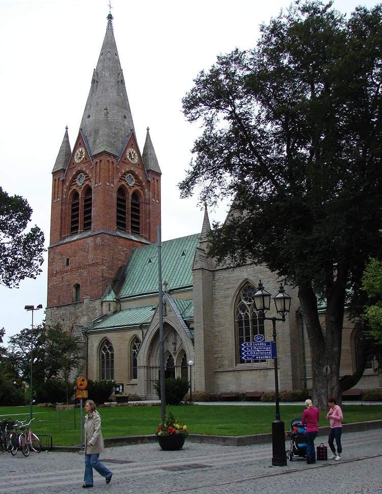 Orebro Szwecja kościół