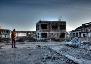 dark tourism Czernobyl