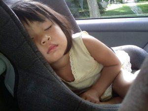 fotelik samochodowy dziecko samochód