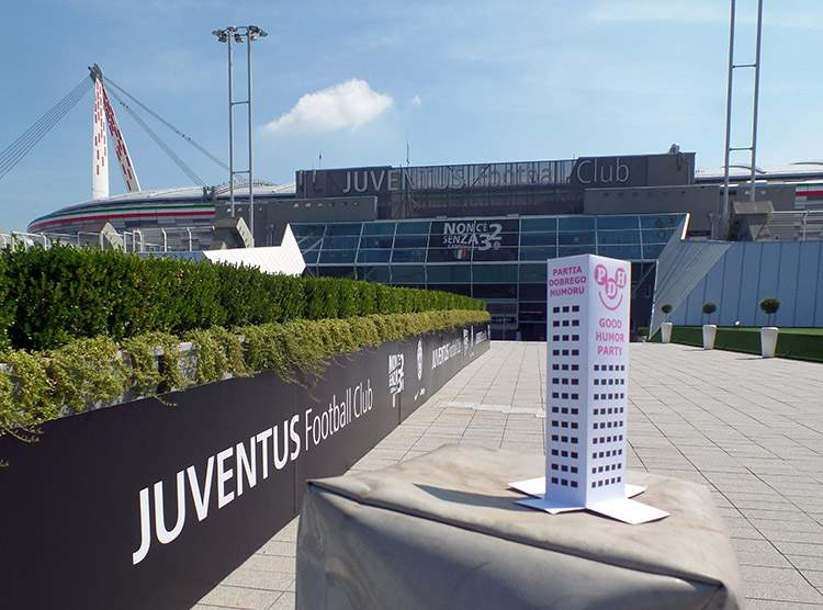 stadion Allianz Arena stadium Juventus Turyn Torino Italia