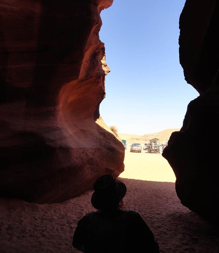 Kanion Antylopy ciekawostki wycieczka Arizona Antelope Canyon