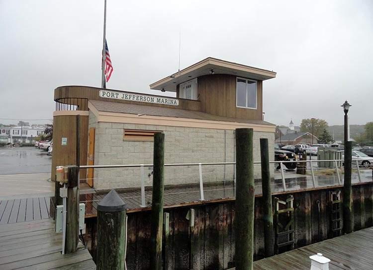 Longi Island ciekawostki Nowy Jork Port Jefferson NY
