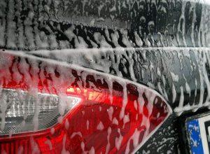 ręczna myjnia samochodowa jednostka czasu
