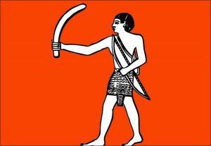 bumerang ciekawostki o bumerangu Australia Aborygeni bumerangi