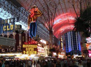 ciekawostki o Las Vegas kasyna Nevada hotele Fremont Street Vegas-Vic