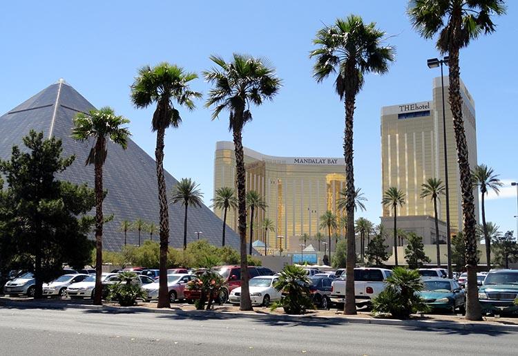 ciekawostki o Las Vegas kasyna Nevada Mandala Bay