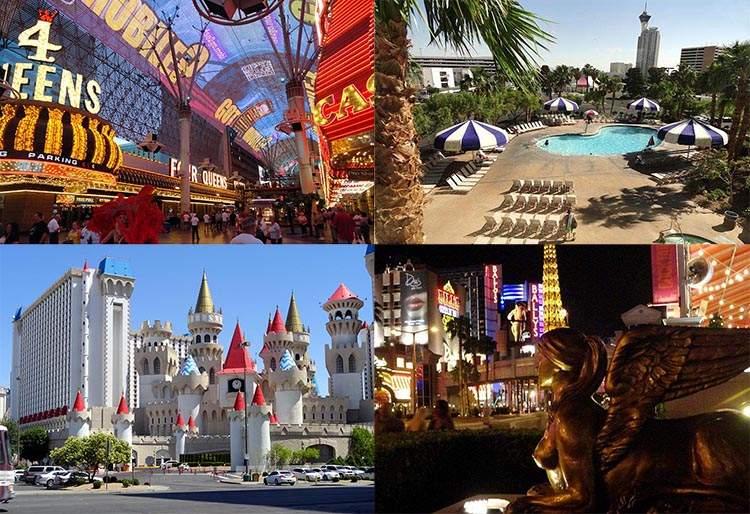 ciekawostki o Las Vegas kasyna Nevada hotele