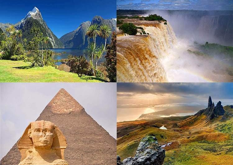 ciekawostki turystyczne Egipt Dolomity