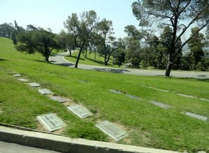 cmentarz Forest Lawn Memorial Park Glendale Kalifornia