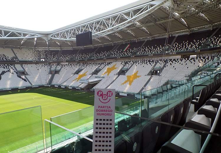 groundhopping turystyka stadionowa groundspotting Juventus Turyn stadion stadium