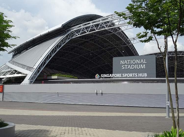 groundhopping turystyka stadionowa groundspotting national singapore-stadium stadion
