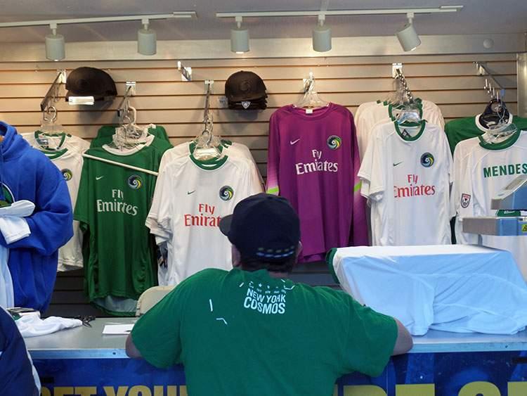 groundhopping turystyka stadionowa groundspotting New York Cosmos