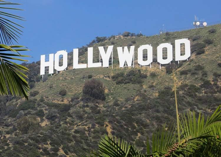 Hollywood Los Angeles ciekawostki o USA Amerykanach Stany Zjednoczone