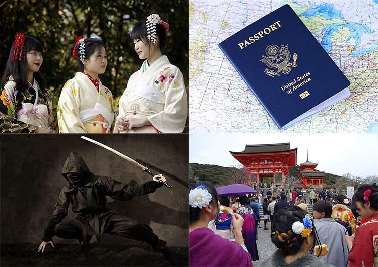Japonia ciekawostki turystyczne