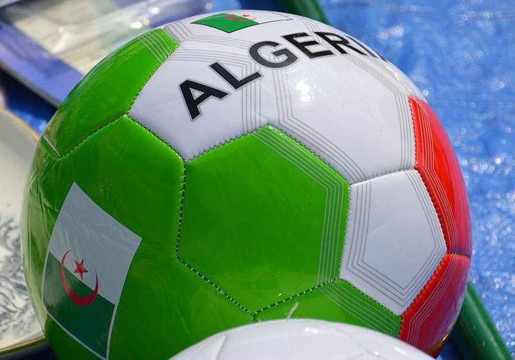 reprezentacja Algierii Algieria piłka nożna