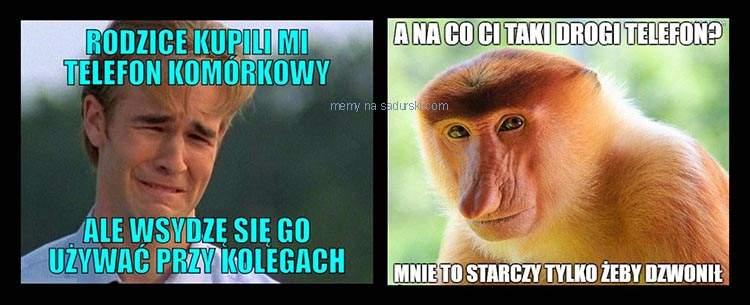 telefon komórkowy memy śmieszne kawały dowcipy telefony komórkowe humor obrazki