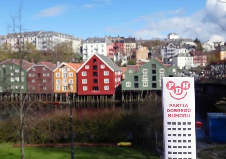 Trondheim ciekawostki Norwegia