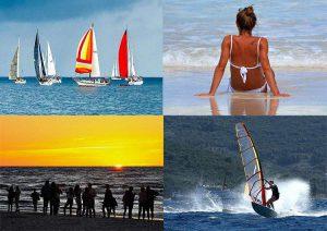 wakacje plaże podróże lato