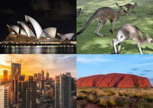 Australia ciekawostki o Australii