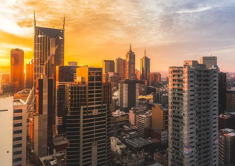 Australia ciekawostki o Australii Melbourne