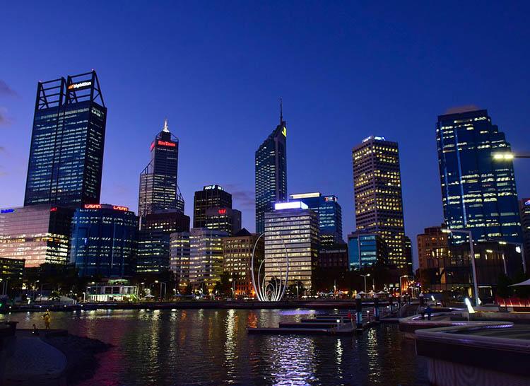 Australia ciekawostki o Australii Perth