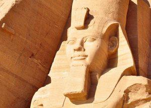 biegunka podróżnych zemsta faraona
