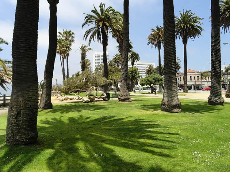 Santa Monica Kalifornia USA ciekawostki