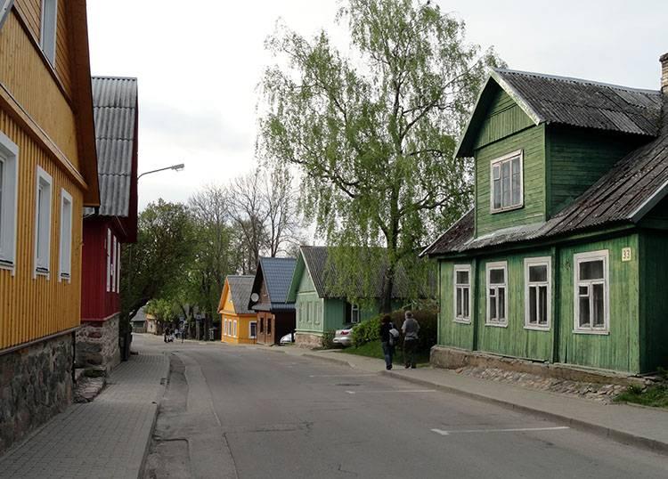 Troki Keraimowie Litwa ciekawostki