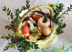 Wielkanoc koszyczek wielkanocny zwyczje wielkocne tradycje