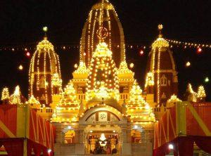Laxminarayan Birla Mandir New Delhi Indie