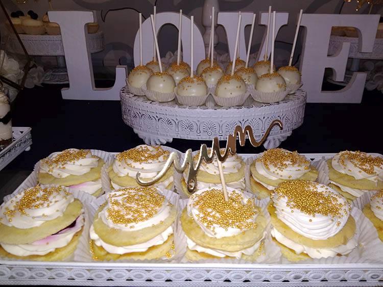 wesele ciasta torty słodycze lody