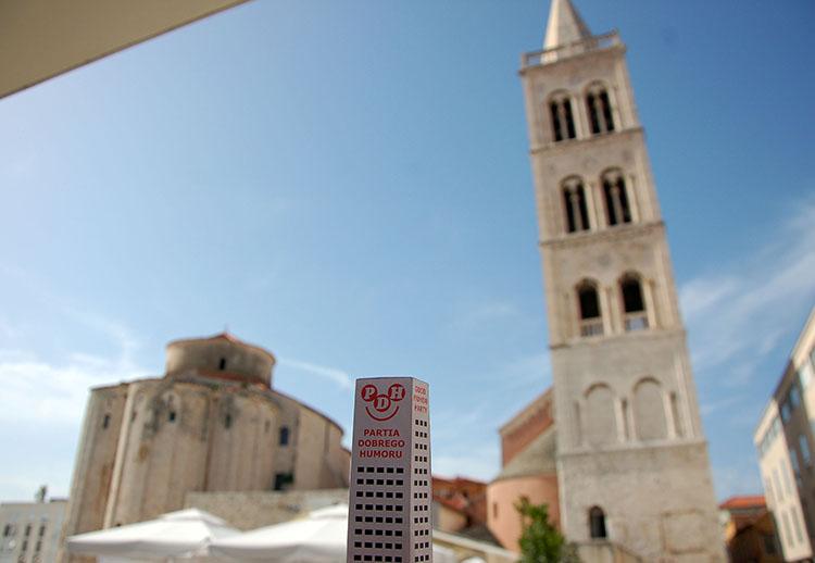 Zadar Chorwacja ciekawostki