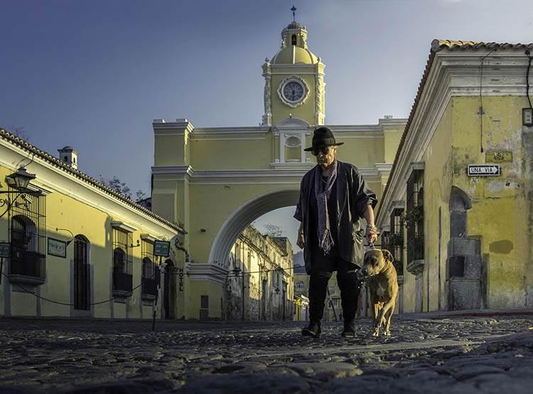 Antigua Gwatemala Ameryka Środkowa ciekawostki o Ameryce Środkowej