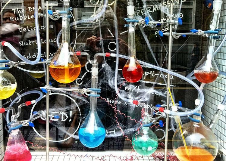 humor chemia na wesoło żarty dowcipy chemiczne