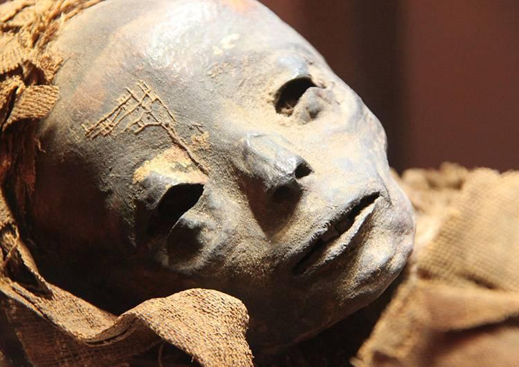 mumia egipska mumie egipskie Egipt ciekawostki archeologiczne