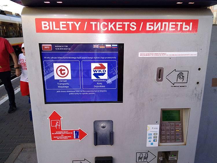 automaty vendingowe sprzedające vending