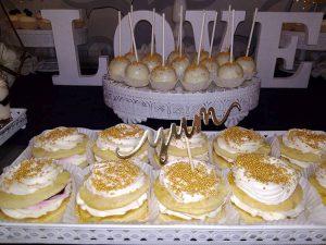 jakie ciasta na wesele rodzaje