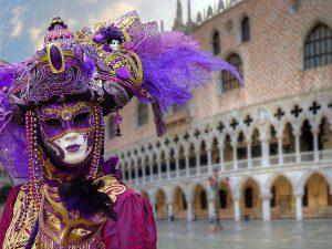 karnawał ciekawostki wenecki maski karnawałowe Rio-de Janeiro