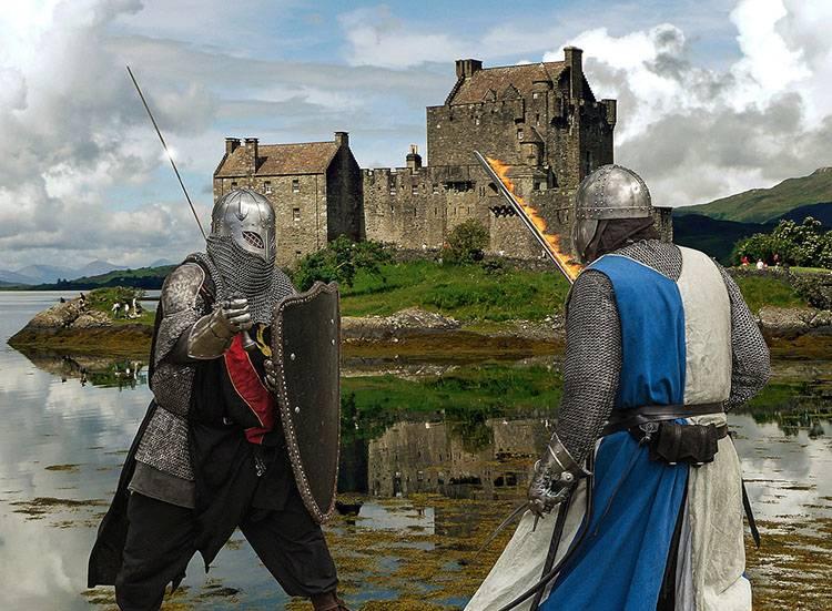 krótkie ciekawostki historyczne rycerze średniowiecze