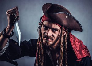Nassau Bahamy piraci korsarze Providence