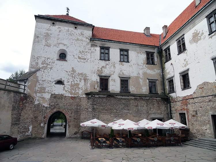 Szydłowiec zamek
