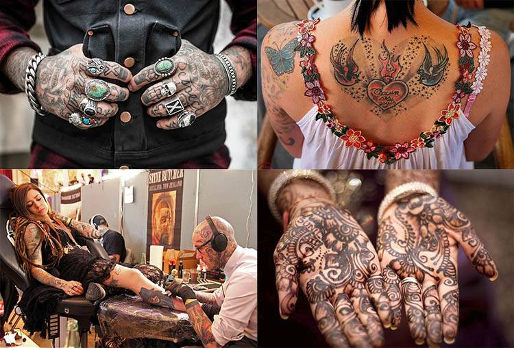 Tatuaż Ciekawostki O Tatuażach Tatuaże Tatuowanie