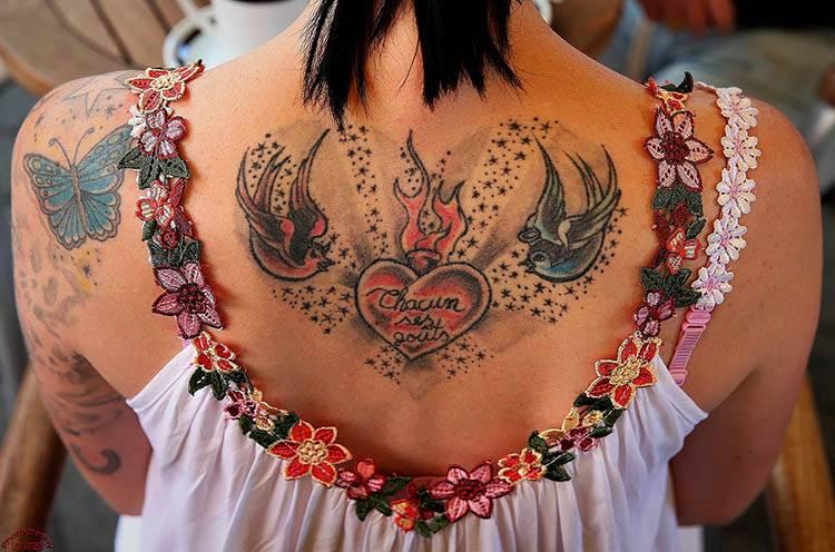 tatuaż ciekawostki o tatuażach tatuaże tatuowanie tatoo