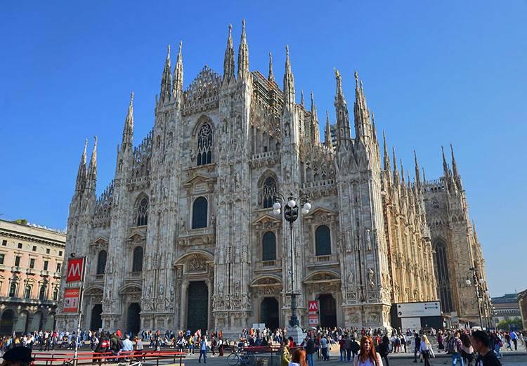 Włochy ciekawostki turystyczne Mediolan